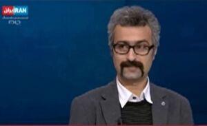 فیلم/خبرنگاری که برای تخریب اربعین، خود را به حماقت زد!