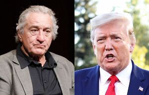رابرت دنیرو: ترامپ بازیگر کثیفی است