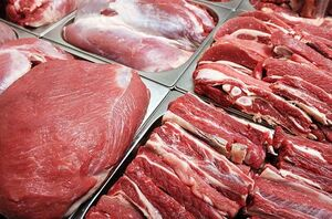 قیمت گوشت گوساله ۳۰ هزارتومان کاهش یافت