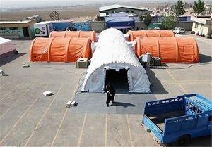 خدمترسانی چهار بیمارستان صحرایی سپاه به زائران اربعین
