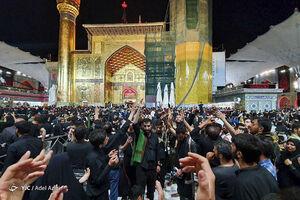 «حب الحسین» پایتخت وحدت مسلمانان را شکوفا کرد