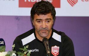 اعتراف سرمربی بحرین قبل از بازی با ایران