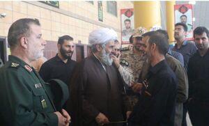 عکس/ حسین طائب امروز کجا بود؟