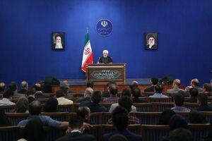 فیلم/ توضیحات روحانی درباره اظهارات جنجالیاش درخصوص شورای نگهبان