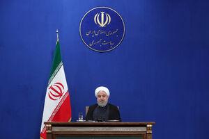 فیلم/ روحانی: تصاویر دوربین نفتکش ایرانی نشان میدهد راکتها از چه سمتی شلیک شده است