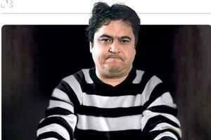 عکس/ واکنش جالب روزنامه جام جم به خبر دستگیری زم