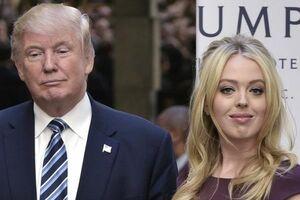 تبریک متفاوت دونالد ترامپ به دخترش