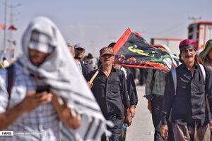 جلوگیری از خروج ۲۴۰ زائر غیرمجاز از مرز مهران