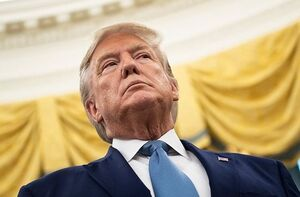 آتلانتیک: کاخ سفید در اختیار یک گانگستر است