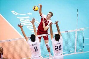 پایان کارِ تیم بیرمق ایران با شکست برابر لهستان