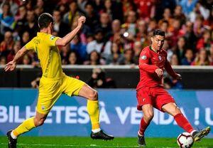 پرتغال جواز صعود گرفت