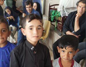 کودکان با معرفت عراقی +عکس