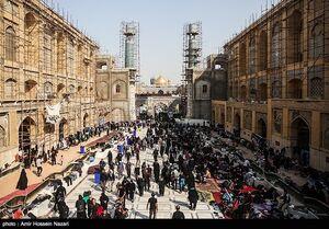 عکس/ نجف در آستانه اربعین حسینی