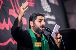 عکس/ مراسم عزاداری در موکب ریحانه الحسین(ع)