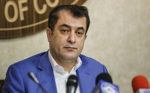 واکنش خلیلزاده به خبر حذف استقلال از آسیا