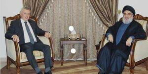 تاکید دبیرکل حزبالله بر لزوم احیای رابطه لبنان با سوریه