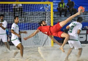 فوتبال ساحلی