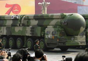 آزمایش سیستمهای موشکی چین در ازبکستان +عکس