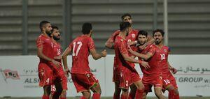 بحرین با برد ایران چند پله صعود کرد؟
