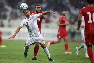 امید ابراهیمی ایران - بحرین