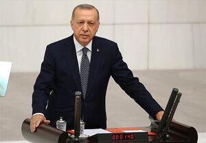 اردوغان: آمریکا به طور کامل به تعهداتش درتوافق آتشبس عمل نکرده است