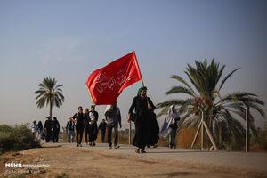 افزایش ۱۳۹ درصدی تردد زائران از مرزهای خوزستان
