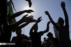 فیلم/ راهپیمایی اربعین حسینی در هلند