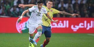 الجزایر و کلمبیا