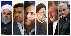نظرسنجی مریلند درباره محبوبترین چهرههای ایرانی