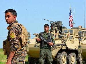 تمرین نظامی آمریکا کشته و زخمی برجای گذاشت +عکس