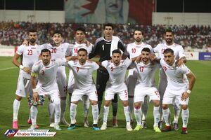 سقوط ۴ پلهای فوتبال ایران در ردهبندی فیفا