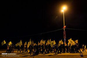 نمونهای از راهپیمایی اربعین در آمریکای لاتین +فیلم