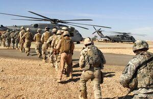 پنتاگون: خروج نظامیان آمریکا از شمال سوریه ادامه دارد
