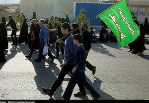 جزئیات مراسم پیاده روی جاماندگان اربعین در تهران +مسیرها