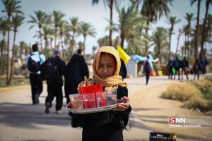 عکس/ خادمان کوچک سید الشهدا(ع)