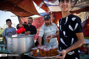 یکی از راههای جبران زحمات مردم عراق