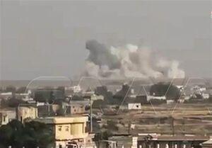 نقض توافق آتشبس در شمال سوریه توسط ترکیه