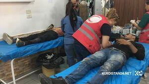 حمله توپخانهای ترکیه به کاروان آوارگان سوری