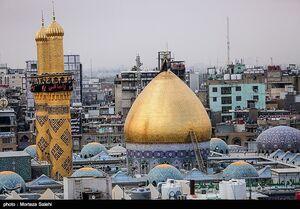 عکس/ حرم مطهر حضرت ابوالفضل (ع) در آستانه اربعین حسینی