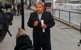 خبرنگار صداوسیما پناهنده شد؟