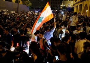 اعتراضات لبنان؛ از مطالبات مشروع تا کپیبرداری ناشیانه از طرح آمریکایی/ نگاه متفاوت سعودیها و آمریکاییها به غائله بیروت