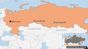 شکسته شدن سد در روسیه دهها کشته و زخمی بر جا گذاشت +عکس