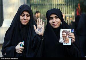 عکس/ کاروان دانشجویان به مقصد حسینیه امام خمینی(ره)