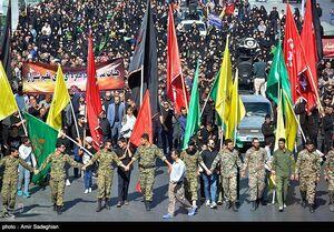 عکس/ اجتماع اربعین در شیراز و همدان