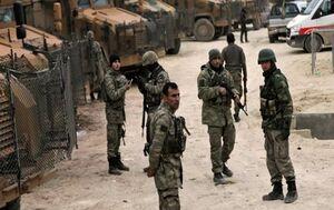 فیلم/ تبادل اجساد نیروهای ترکیه و کردها