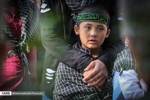 راهپیمایی کودکان کار و خیابان و ایتام البرزی