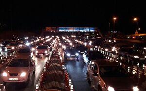 آخرین وضعیت محورهای منتهی به پایتخت