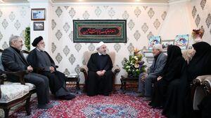 روحانی: رسالت همه ما تداوم راه شهدا است