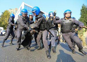 ممانعت از برگزاری تظاهرات در جمهوری آذربایجان
