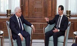 بیانیه وزارت خارجه روسیه درباره دیدار هیئت روس با بشار اسد